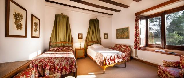 Casa Baltanás: bedroom 2