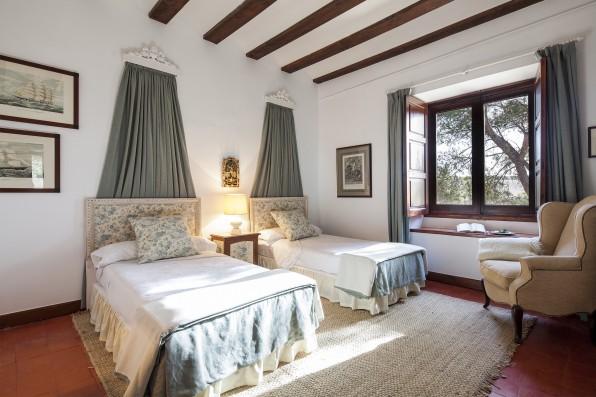 Casa Baltanás: bedroom 3
