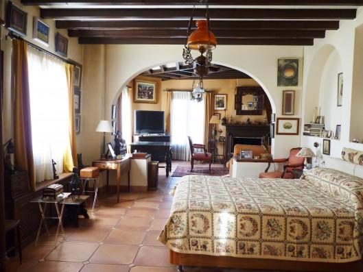Casa Albaicin: master bedroom