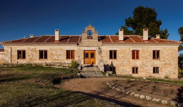 Idilio spain casa vacacional grande cerca de madrid - Casas rurales grandes cerca de madrid ...