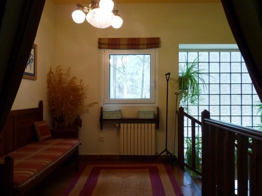Casa Ciiudad Ducal: Hall 1a planta