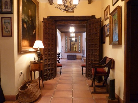 Casa Albaicin: hallway ground lfloor