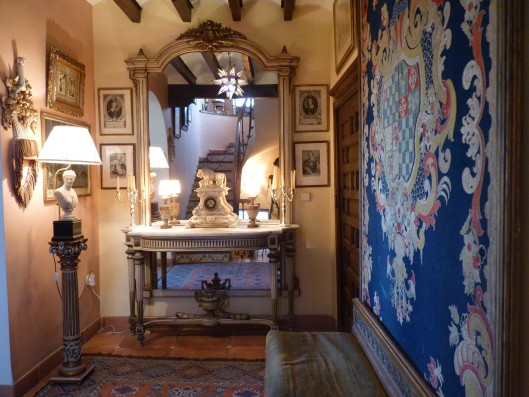Casa Albaicin: hallway first floor
