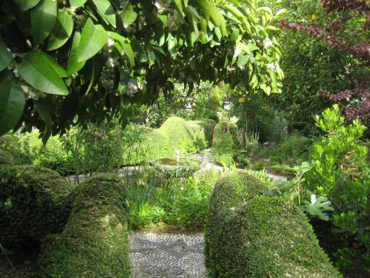 Casa Albaicin: garden