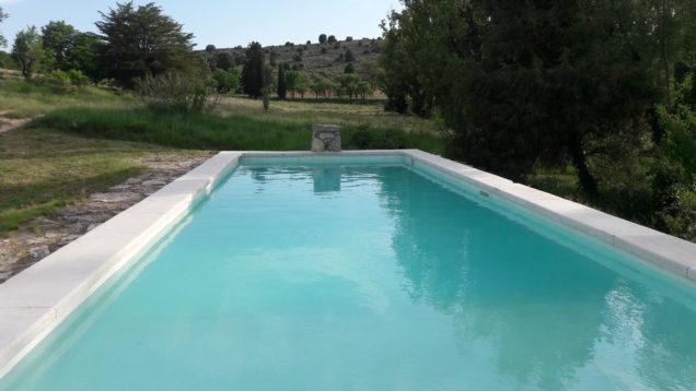 Casa Baltanás: swimming pool