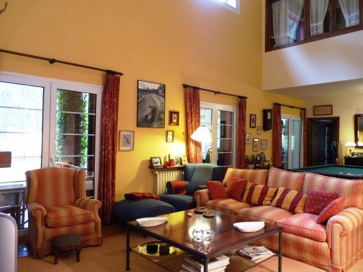 Casa Ciudad Ducal: living room