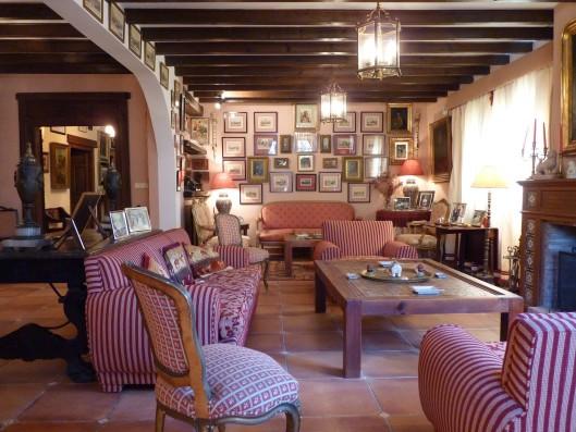 Casa Albaicin: living room