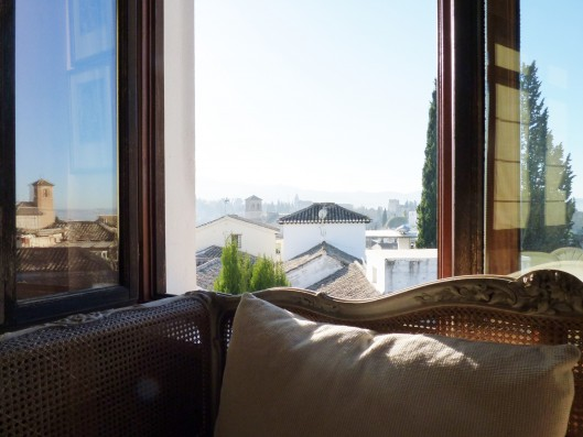 Casa Albaicin: view from tower