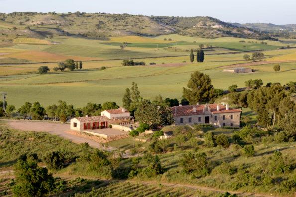 Casa Baltanás: general view
