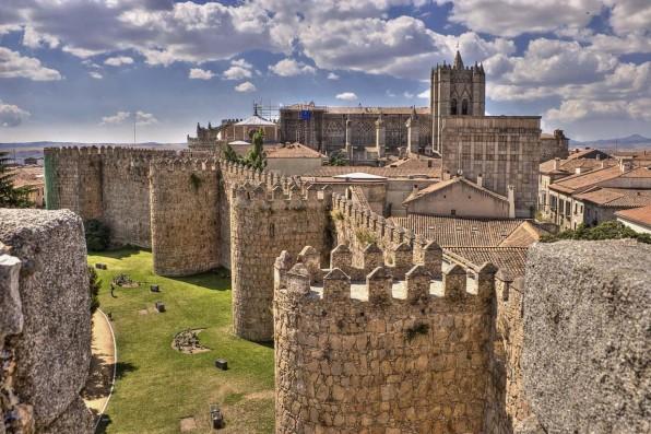 Casa Ciiudad Ducal: Ávila