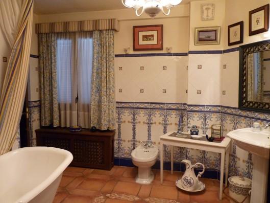 Casa Albaicin: bathroom 1st floor