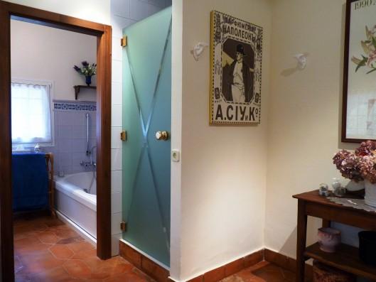 Casa Ciudad Ducal: master bathroom
