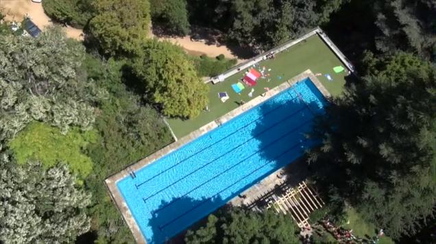 Casa Ciiudad Ducal: piscina