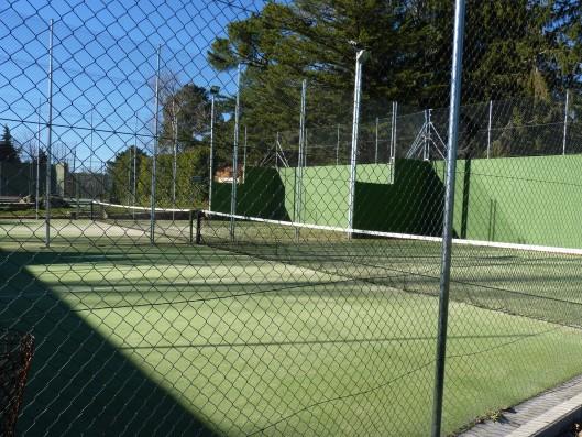 Casa Ciudad Ducal: community paddle tennis courts