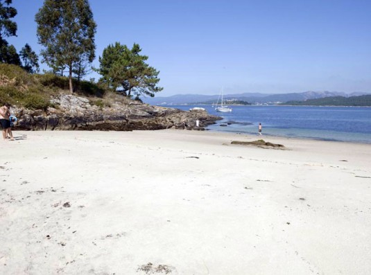 Casa PedraLobo: Playa de Gafa