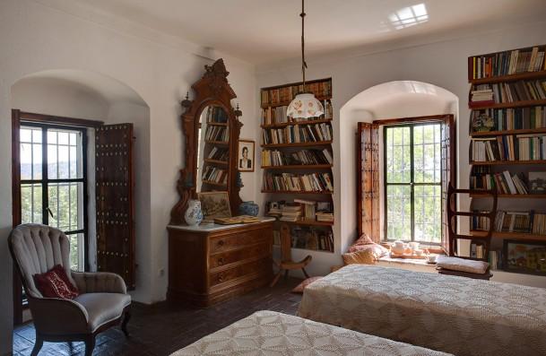 Casa Real de la Jara: dormitorio 3