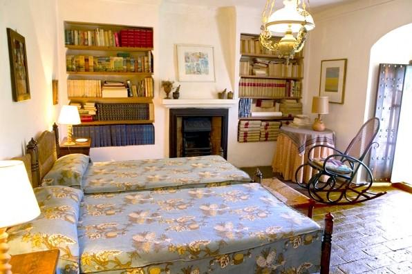 Casa Real de la Jara: dormitorio 1
