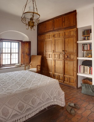 Casa Real de la Jara: dormitorio 5