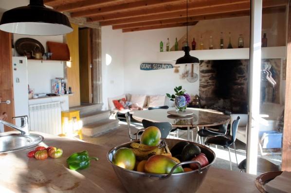 Casa PedraLobo: cocina