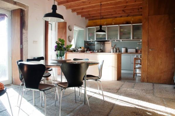 Casa Pedralobo: kitchen