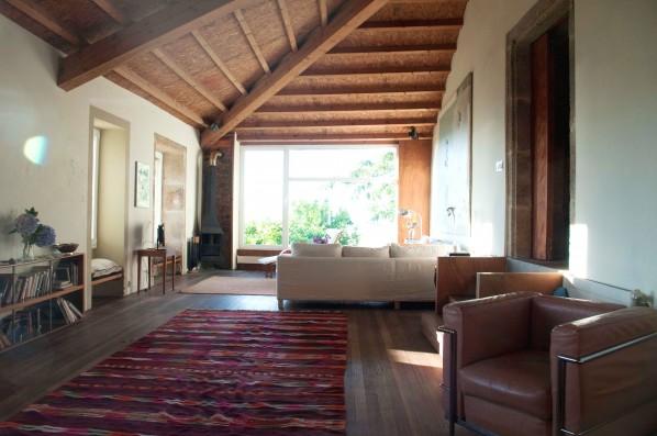 Casa PedraLobo: salón