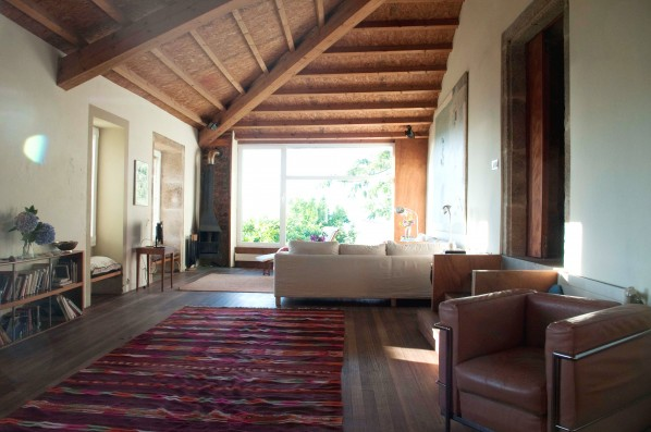 Casa Pedralobo: living room