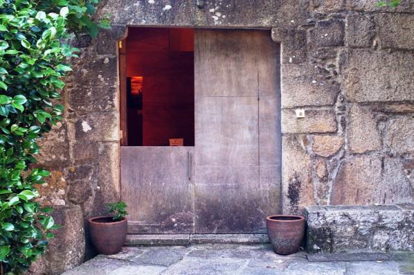 Casa PedraLobo: entrada