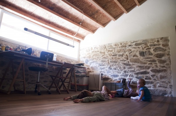 Casa Pedralobo: play room