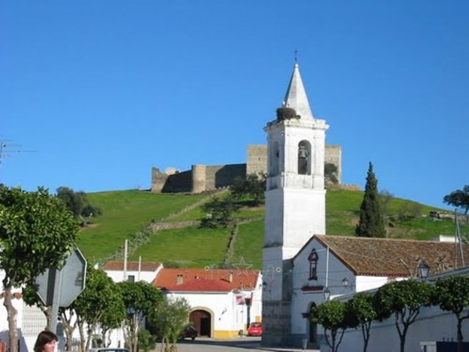 Casa Real de la Jara: el pueblo