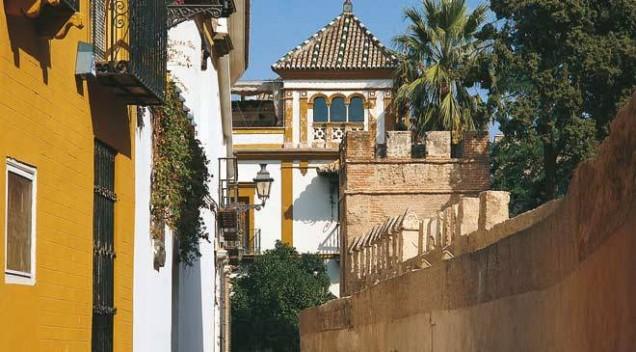 Casa Real de la Jara: Sevilla