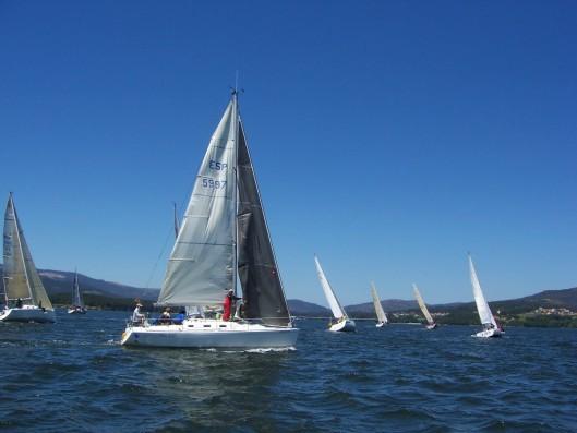 Casa Pedralobo: sailing on the Ría de Muros y Noia