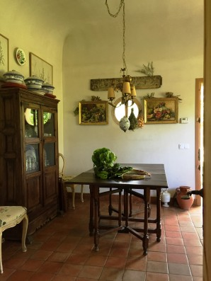 Casa Naval: dining room