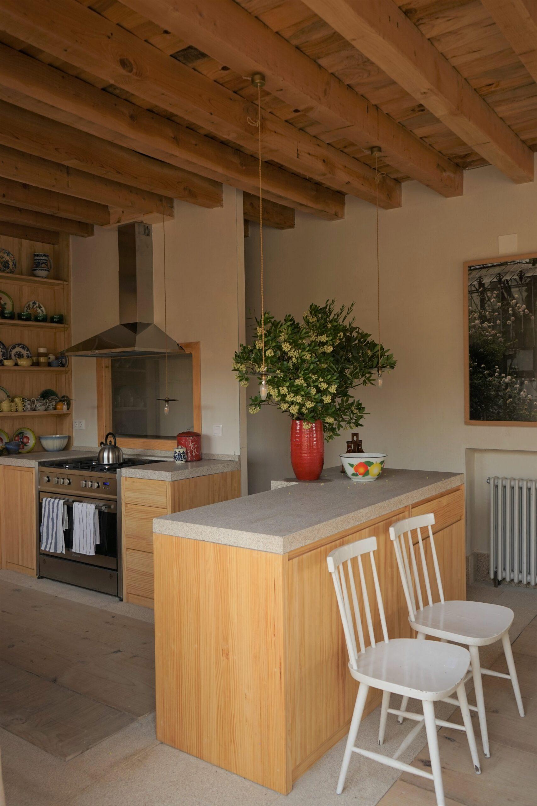 Cocina Casa Las Encinas