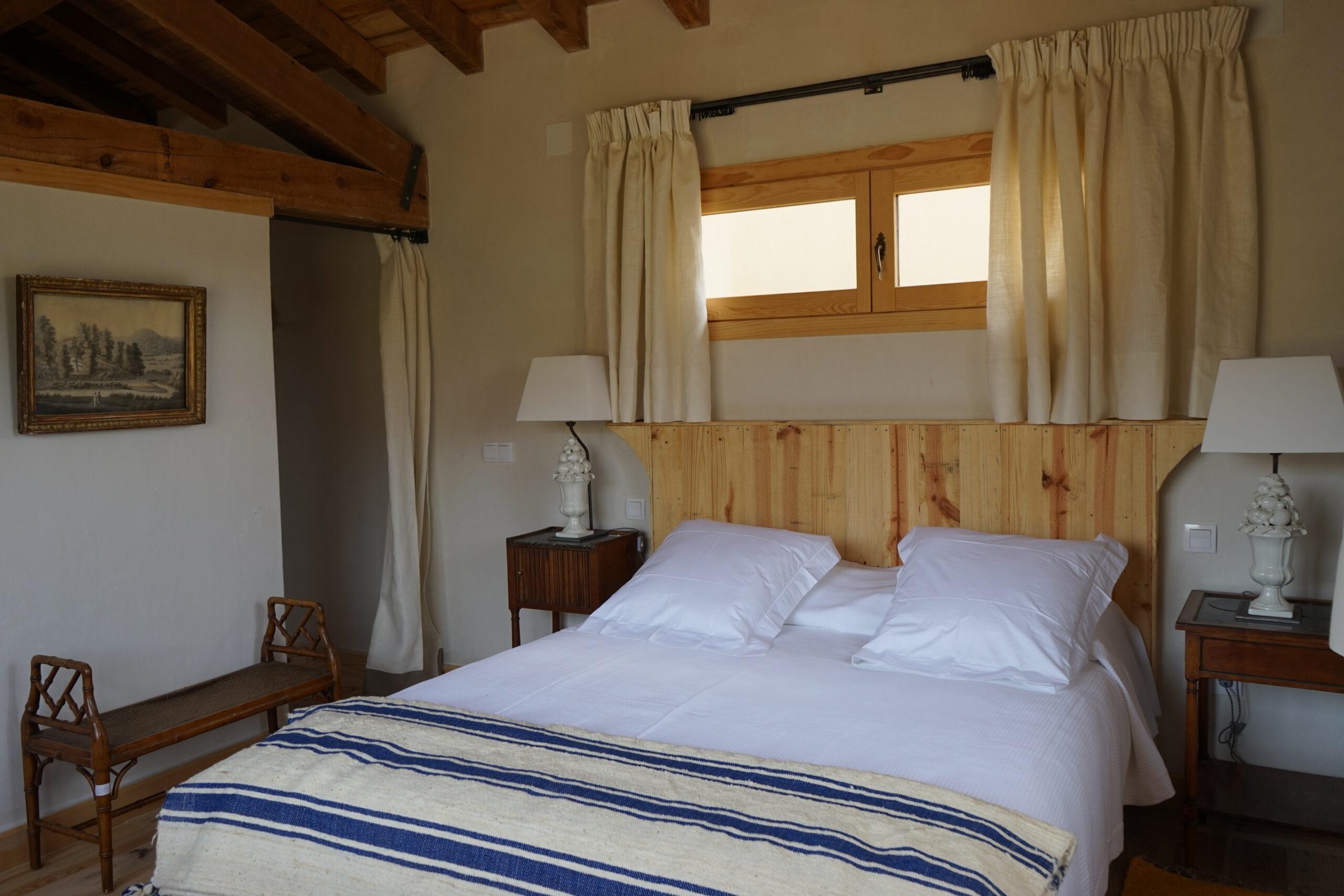 Casa Las Encinas Dormitorio 1
