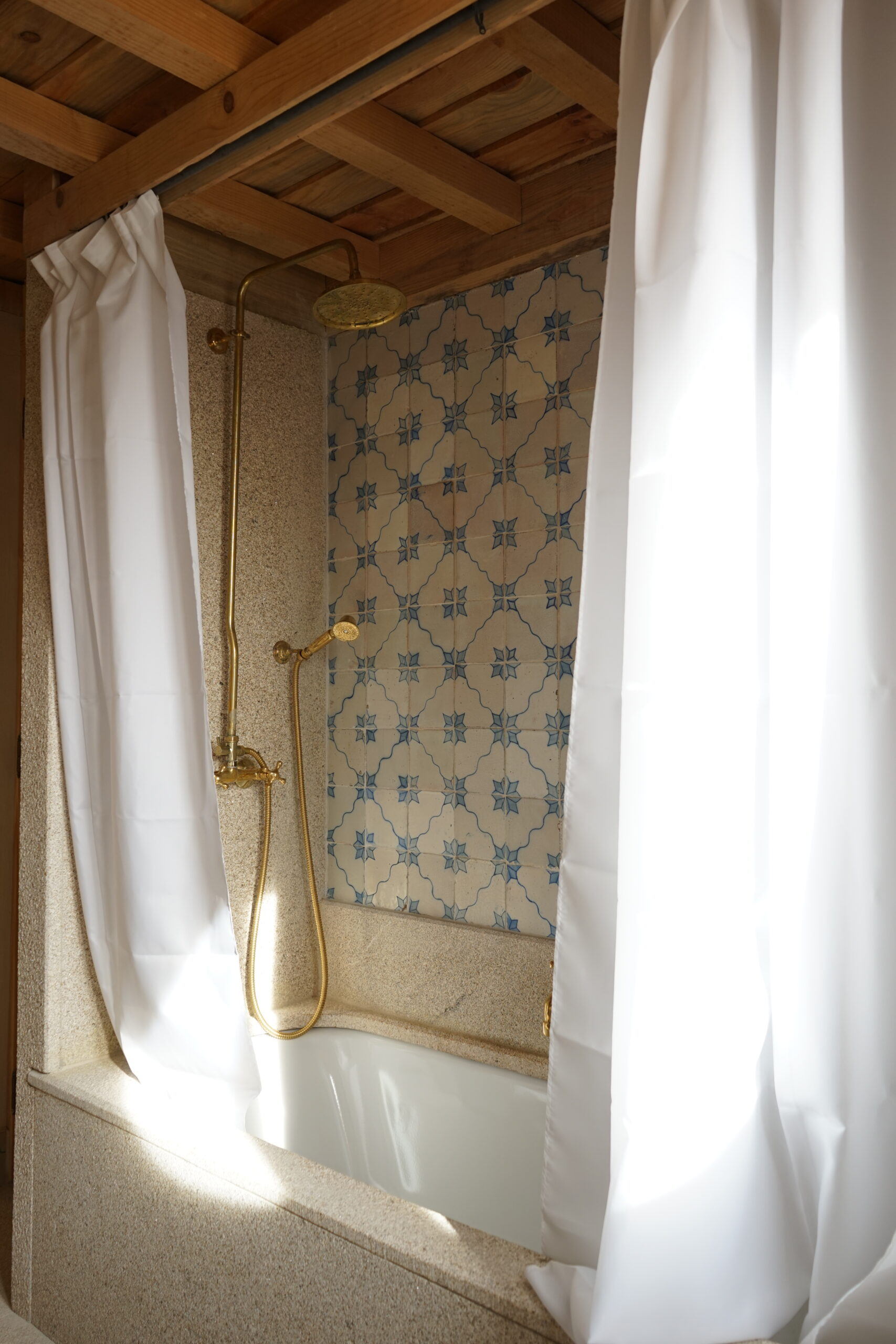 Casa Las Encinas baño