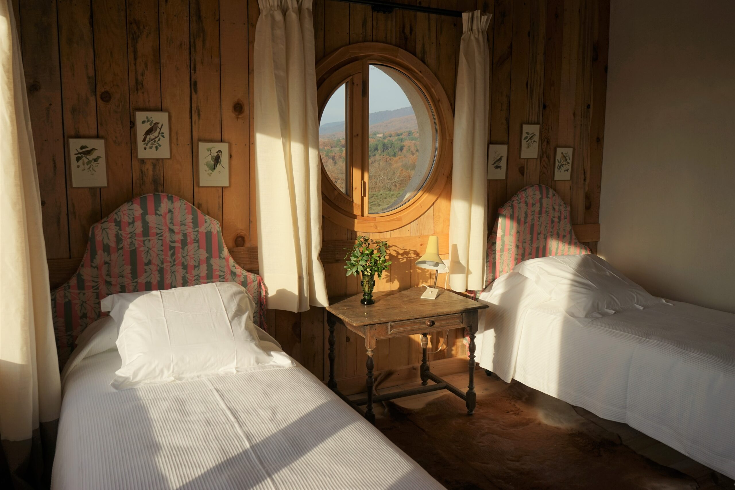 Casa Las Encinas dormitorio 3