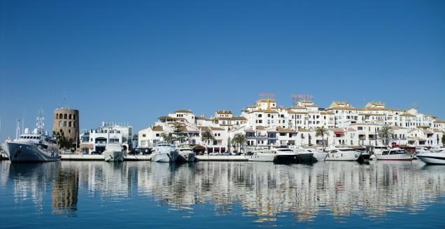 Casa Ronda: Puerto Banús in Marbella