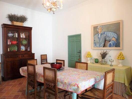 Casa Ronda: dining room