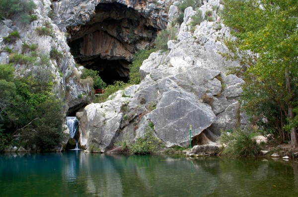 Casa Ronda: Cueva del Gato caves