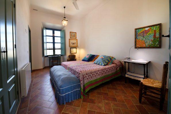 Casa Ronda: bedroom 2, upper floor