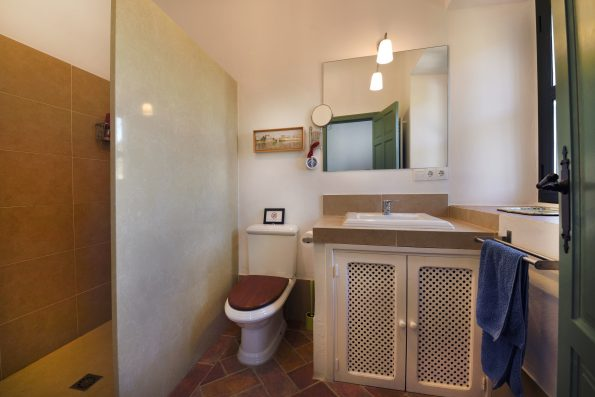 Casa Ronda: bathroom of bedroom 2