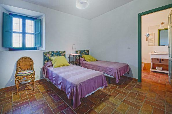 Casa Ronda: bedroom 5, lower floor