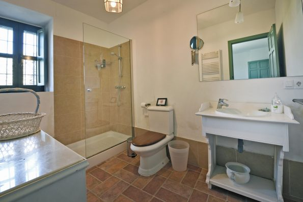 Casa Ronda: bathroom of bedroom 5