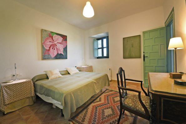 Casa Ronda: bedroom 4, lower floor