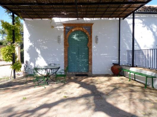 Casa Ronda: main entrance