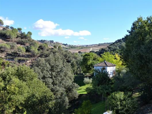 Casa Ronda: property with view of Ronda