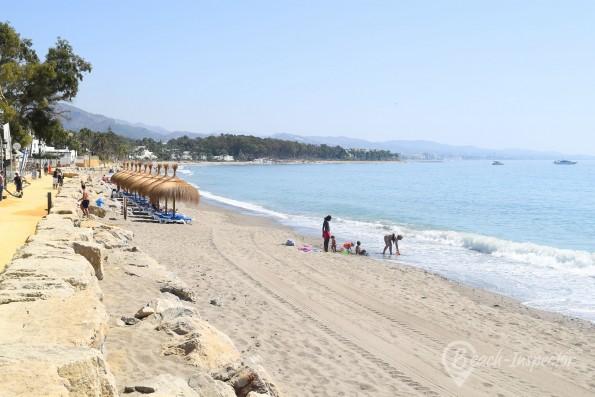 Casa Ronda: beach in Marbella