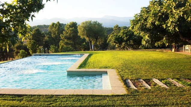 Casa Zaragate: pool with views