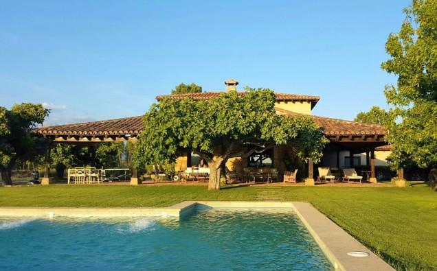 Casa Zaragate: casa con piscina