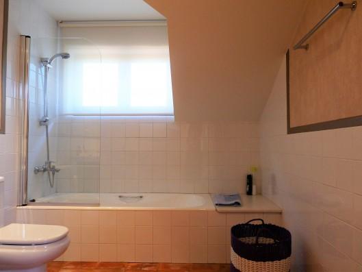 Casa Ruiseñada: bathroom first floor